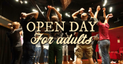 OPEN DAY FOR ADULTS